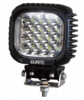 DURITE <BR>16 x 3W CREE LED Work Lamp - Black, 10-30V 3800lm, IP67<br>ALT/0-420-76